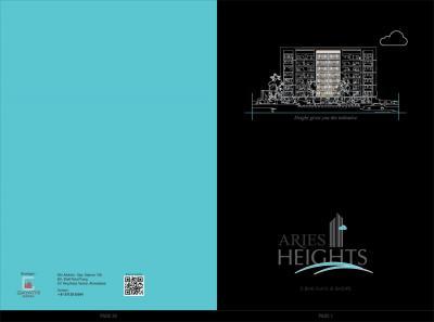 Gayatri Aries Heights Brochure 1