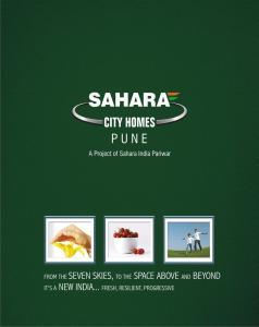 Sahara City Homes Brochure 1