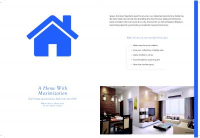 Rajesh Raj Torres Phase II Wing A Wing B Wing C Wing D Wing E Brochure 6