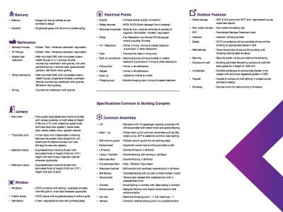 Casagrand Amethyst Brochure 120