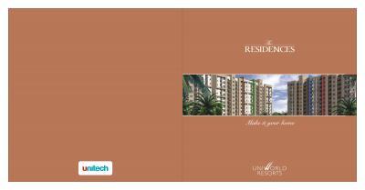 Unitech The Residences Brochure 1