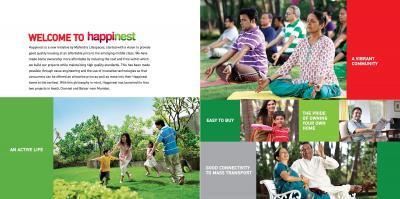 Mahindra Happinest Block B Brochure 3
