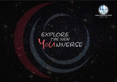 Damji Shamji Shah Mahavir Universe Phoenix Brochure 1