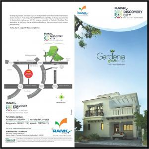 Ramky Gardenia Grove Villas Brochure 1