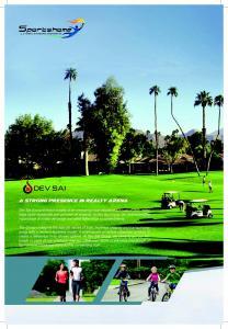 Dev Sai Sports Home Brochure 2