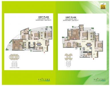 NK Savitry Greens Brochure 12