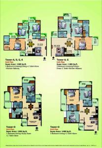 Ajnara Homes Brochure 4