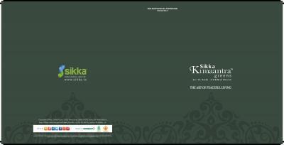 Sikka Kimaantra Greens Villa Brochure 1