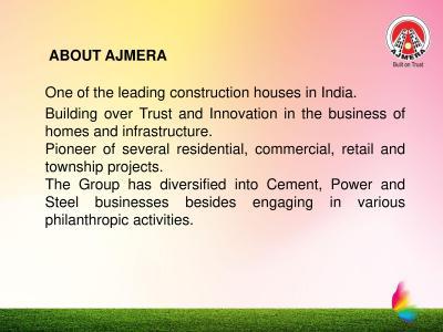 Ajmera Group Exotica Brochure 3