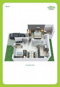 Siddha Suburbia Bungalow Brochure 25