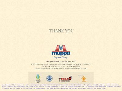 Muppa Indraprastha Brochure 39