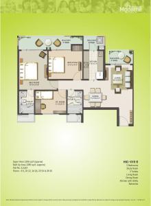 Mahagun Moderne Brochure 3