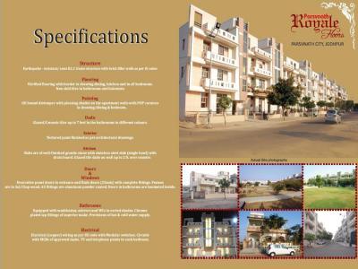 Parsvnath Royale Floors Brochure 3