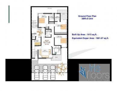 Vatika Iris Floors Brochure 8