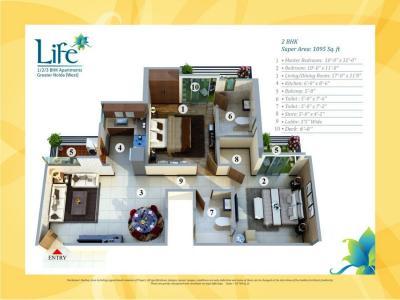 Gayatri Infra Life Brochure 12
