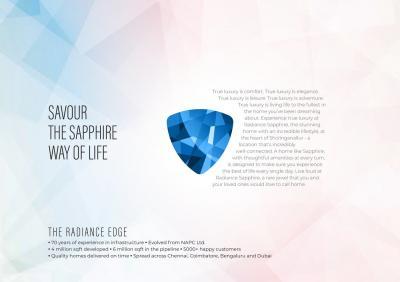 Radiance Sapphire Brochure 3