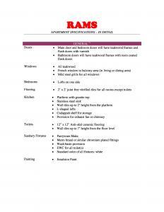Rams Sarovar Brochure 13