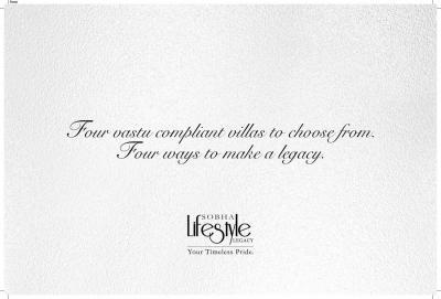 Sobha Lifestyle Legacy Brochure 11