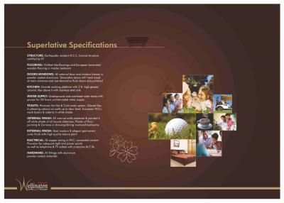Panchsheel Wellington Brochure 22