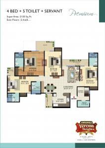 Amrapali Verona Heights Brochure 13