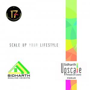 Sidharth Upscale Brochure 1