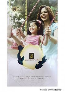 Sri Gayathri Gayatri Tower Brochure 1