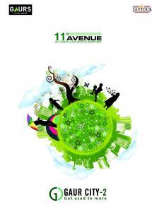 Gaursons Hi Tech 11th Avenue Brochure 1