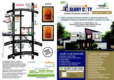 Indo Ghatkesar Glory City Brochure 1