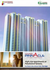 Panchsheel Pinnacle Brochure 1