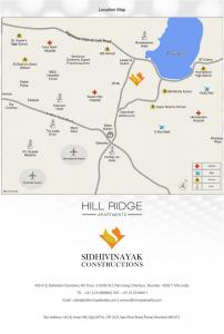 Sidhivinayak Hill Ridge Apartments Brochure 5