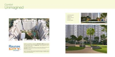 Raunak City Sector IV D4 Brochure 2