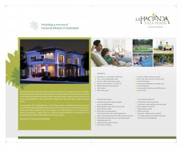 BricMor La Hacienda Brochure 2