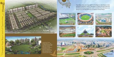 Avinash Group Raipur New County Brochure 4