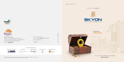 Risinia Skyon Brochure 1