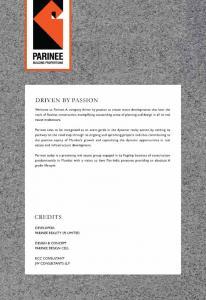 Parinee 11 West Brochure 13