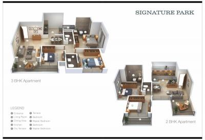 Shree Sonigara Signature Park C And D Building Brochure 24