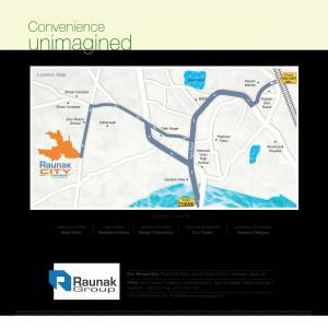 Raunak City Sector IV D4 Brochure 9