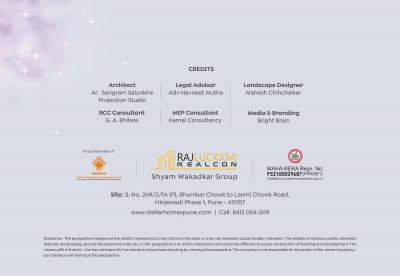 Rajluckxmi Stellar Homes Phase I Brochure 20