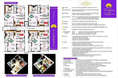 Infocity Excellence And Elegance Brochure 4