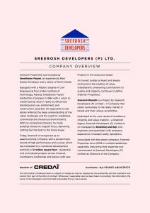 Sreerosh Bharath Brochure 17