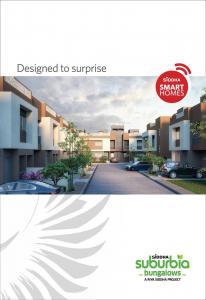 Siddha Suburbia Bungalow Brochure 1