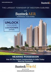 Sunteck West World Brochure 1
