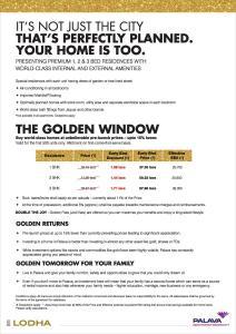 Lodha Palava Golden Tomorrow Brochure 8