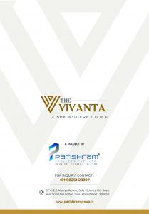 Parishram The Vivanta Brochure 11