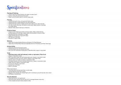 Shapoorji Pallonji Mumbai Dreams Brochure 22