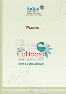 Today Homes Callidora Brochure 1