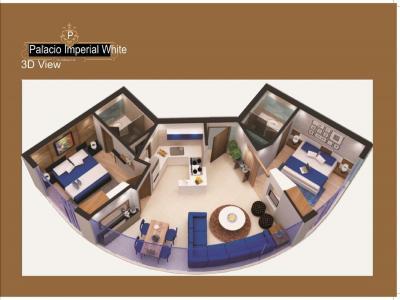 Tulsiani Palacio Imperial White Brochure 24