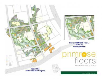 Vatika Primrose Floors Brochure 4