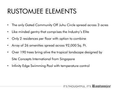 Rustomjee Elements Wing SC Brochure 7