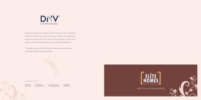 DNV Elite Homes Brochure 8